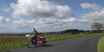 Steve Hanson dog transport