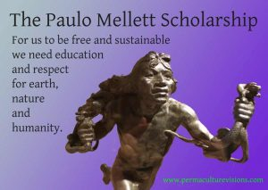 the paulo mellet permaculture scholarship