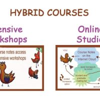 Hybrid Learning Path