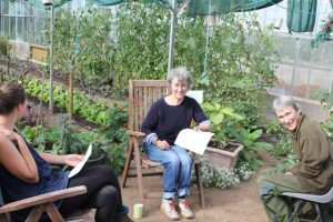 ladies-morning-meeting-in-glasshouse-market-garden