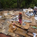 building no-dig garden beds
