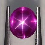 Jual Pink Star Sapphire