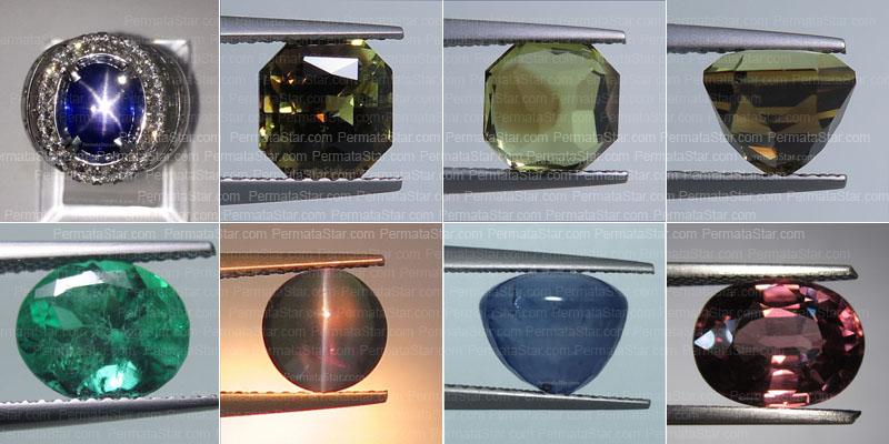 Jual Batu Permata Asli Bersertifikat