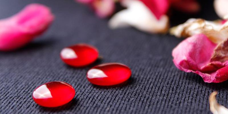 Keunikan batu merah delima
