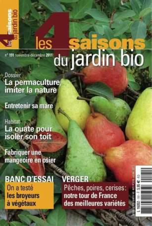 Les 4 Saisons Permaculture