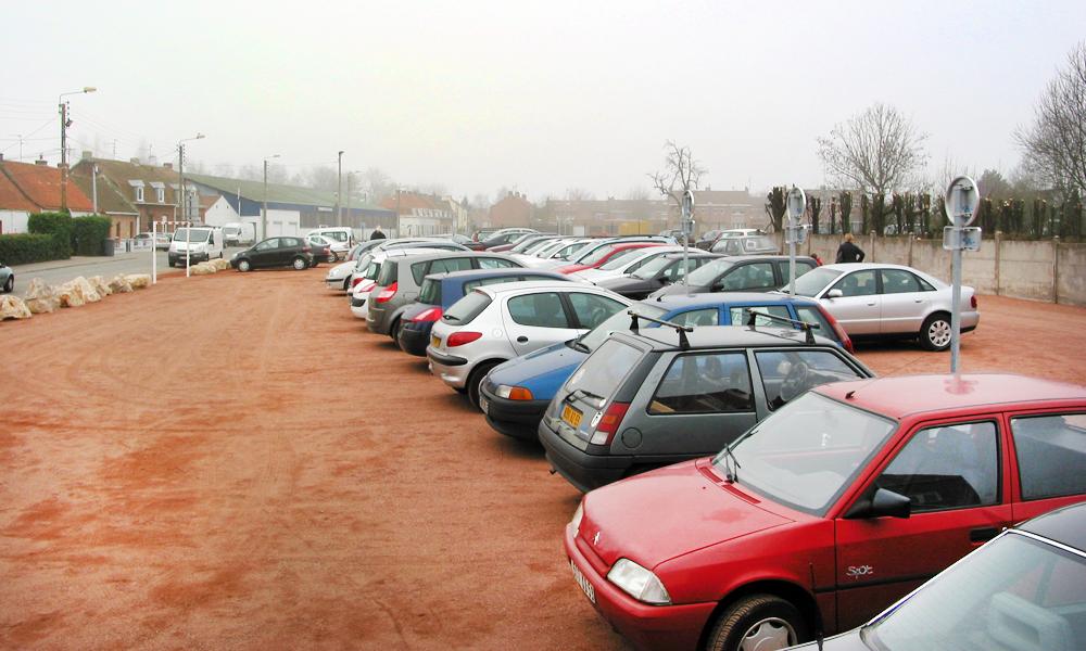 Tout savoir de la déclaration de travaux parking