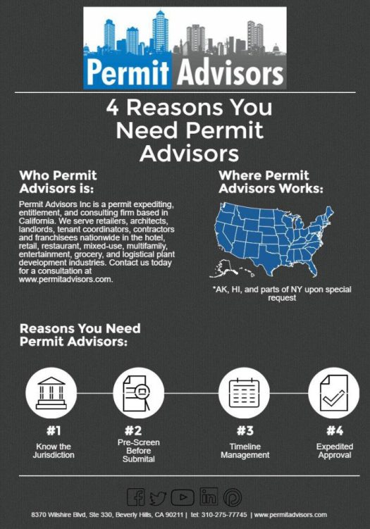 4 Reasons You Need Permit Advisors