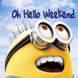 Önskar er alla en trevlig helg