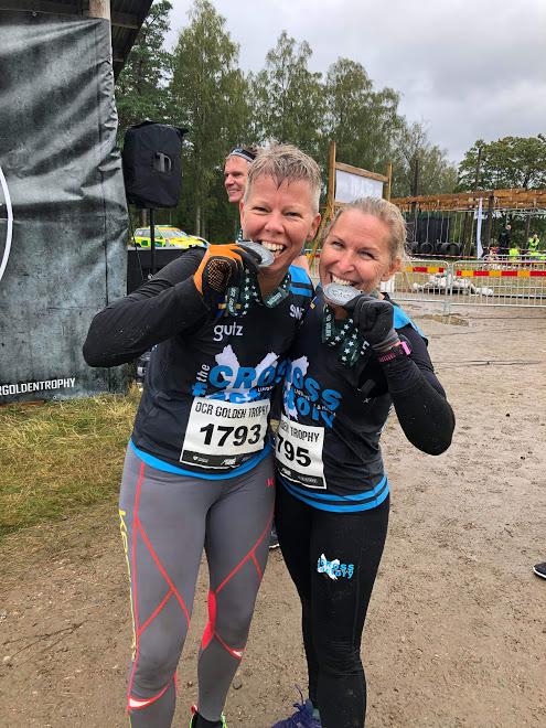 Racerapport OCRGT Backamo Pernilla Lantz, en