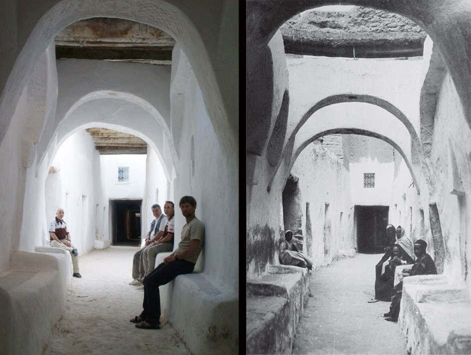 Ghadames kiedyś i dziś (fot. www.afrykanowaka.pl)