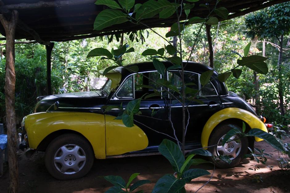 10. Sri Lanka. Z samochodami nie ma lekko. Cło do niedawna wynosiło tu 300% wartości auta. Teraz już tylko 150%. Ale przynajmniej rzadko są korki. (Fot. Ewa Serwicka)