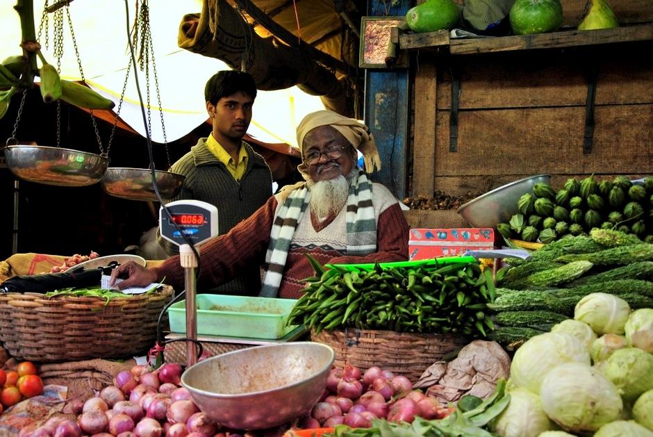 18. INDIE, Ooty. Hindusi pozują, aby jak najlepiej wypaść bo lubią być fotografowanymi. (Fot. Anna Manczyk)