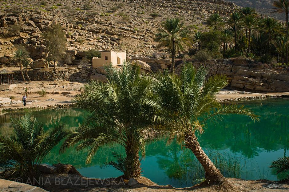 Oman, Wadi Shab