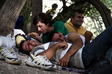 Młodzi Irańczycy