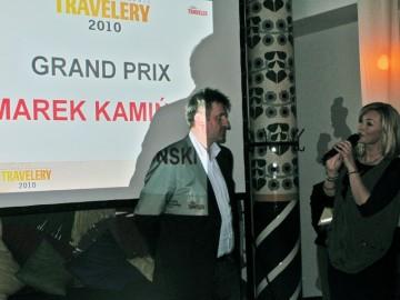 Nagrodą Grand Prix kapituła uhonorowała Marka Kamińskiego. (Fot. Ewa Serwicka)