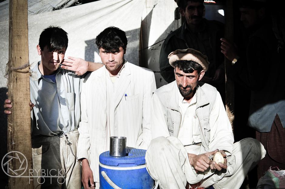Afganistan - Korytarz Wachański