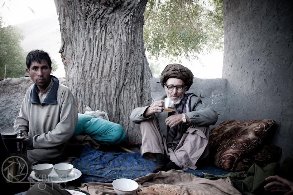 19. AFGANISTAN, prowincja Badachsztan. Sprzedawca herbaty. (Fot. Jakub Rybicki)