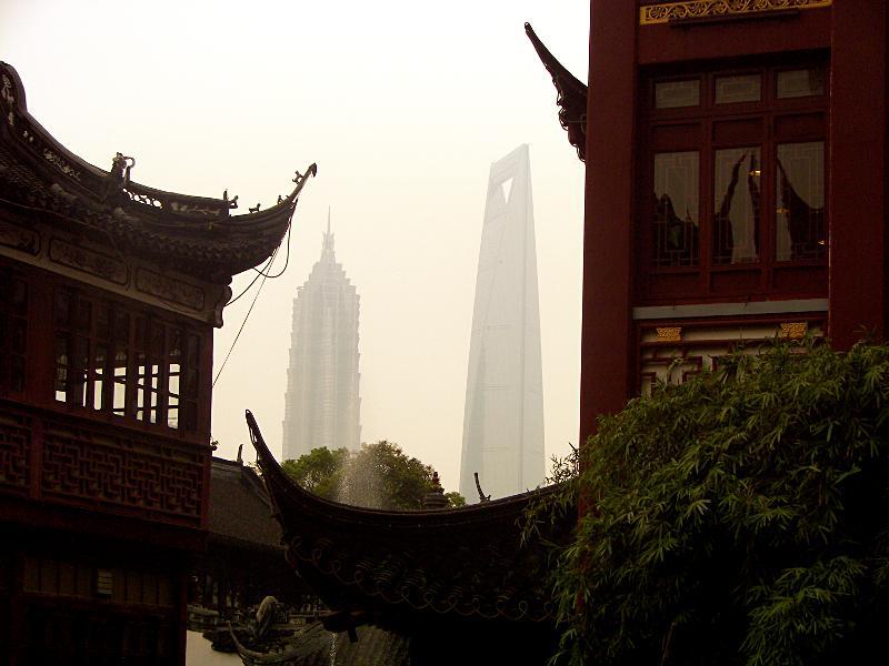 W Szanghaju coraz trudniej o autentyczność – nowoczesność wdziera się wszędzie. (Fot. John Markovich)