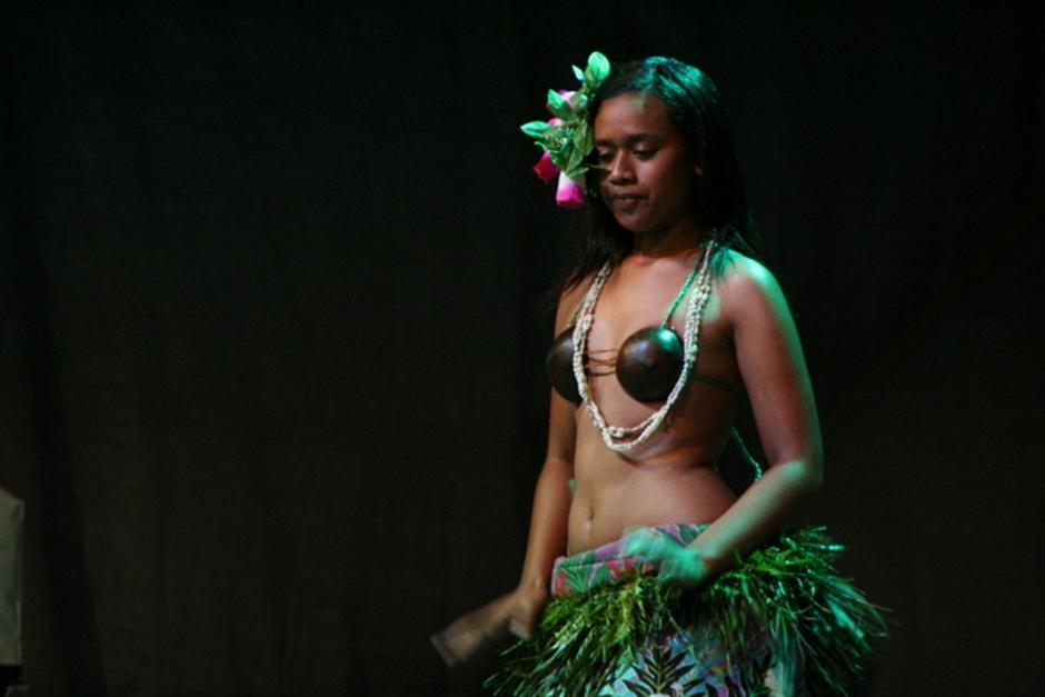 5. FIDŻI, Suva. Trwający tydzień spektakl to swoista rewia oceanicznej mody. (Fot. Tomek Biskup)