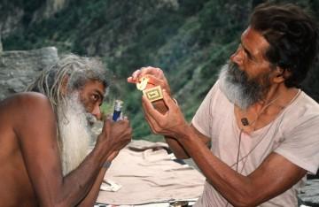 Indyjscy sadhu