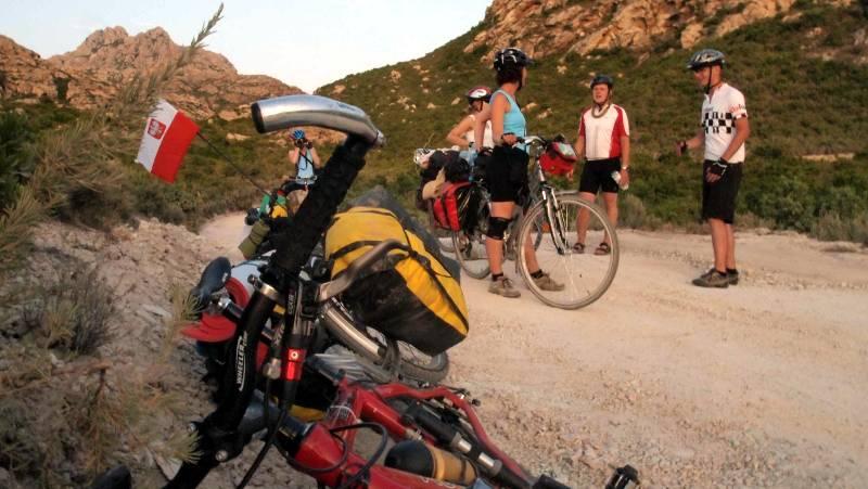 Rowerowa podróż przez Korsykę