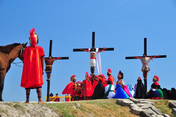Wielki Piątek na Filipinach. (Fot. Jarek Czakański)