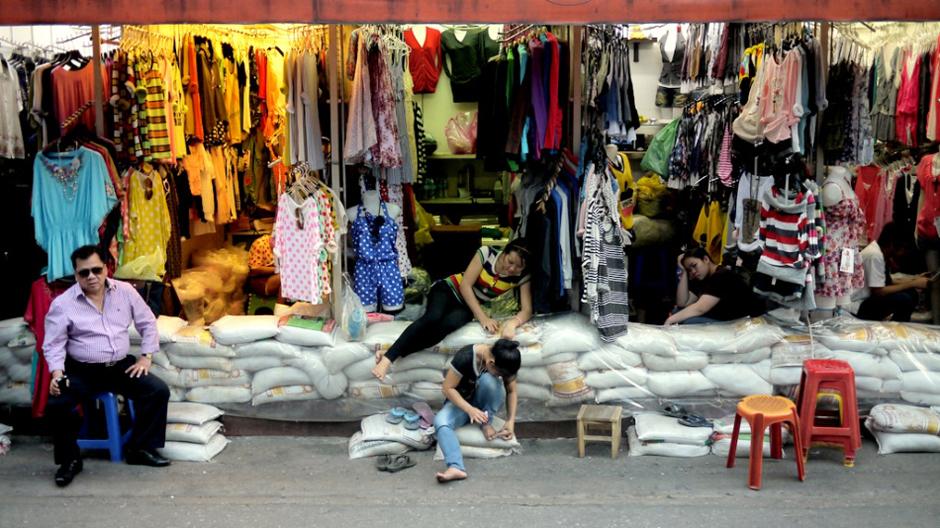 Powódź w Bangkoku - galeria zdjęć
