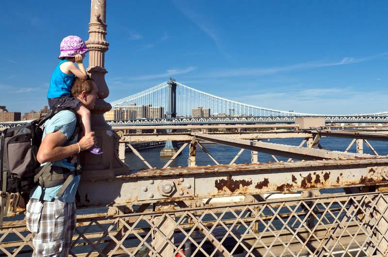 W Pogoni Za Szczęściem w Nowym Jorku