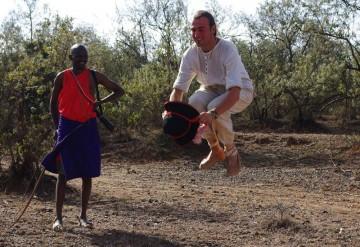 Traveler 2011 - Żywcem w Afryce