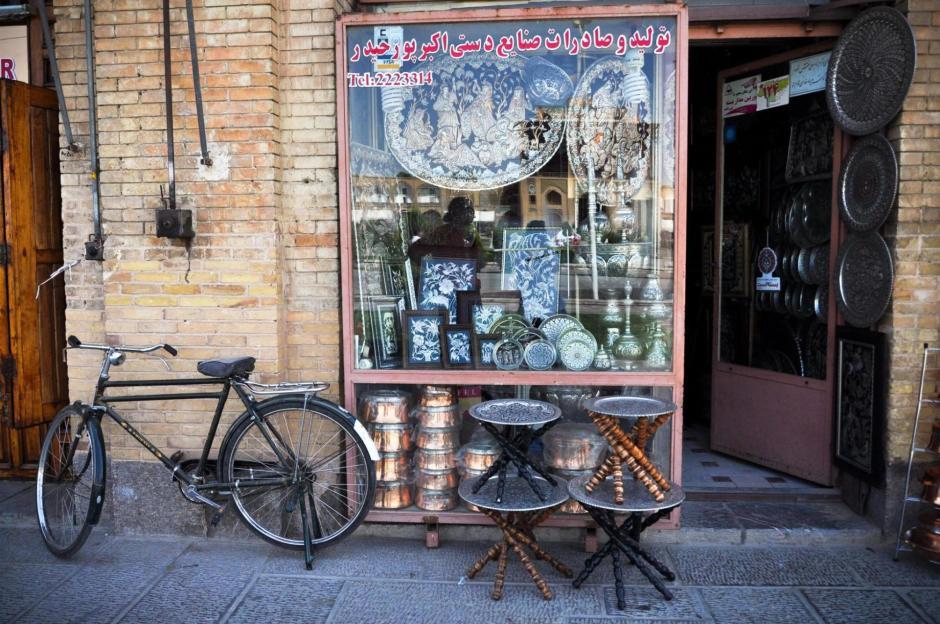 Irański sklepik