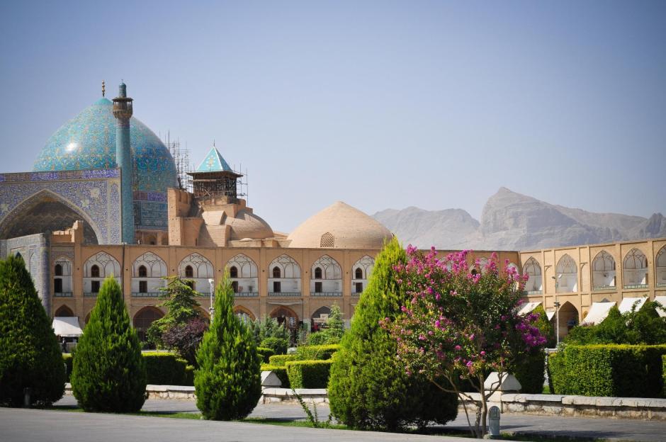 Meczet Imama w irańskim Esfahanie