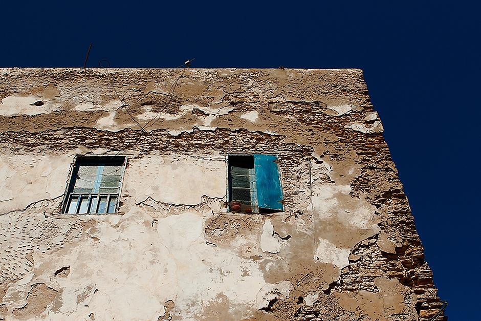 Starówka w marokańskiej Essaouirze