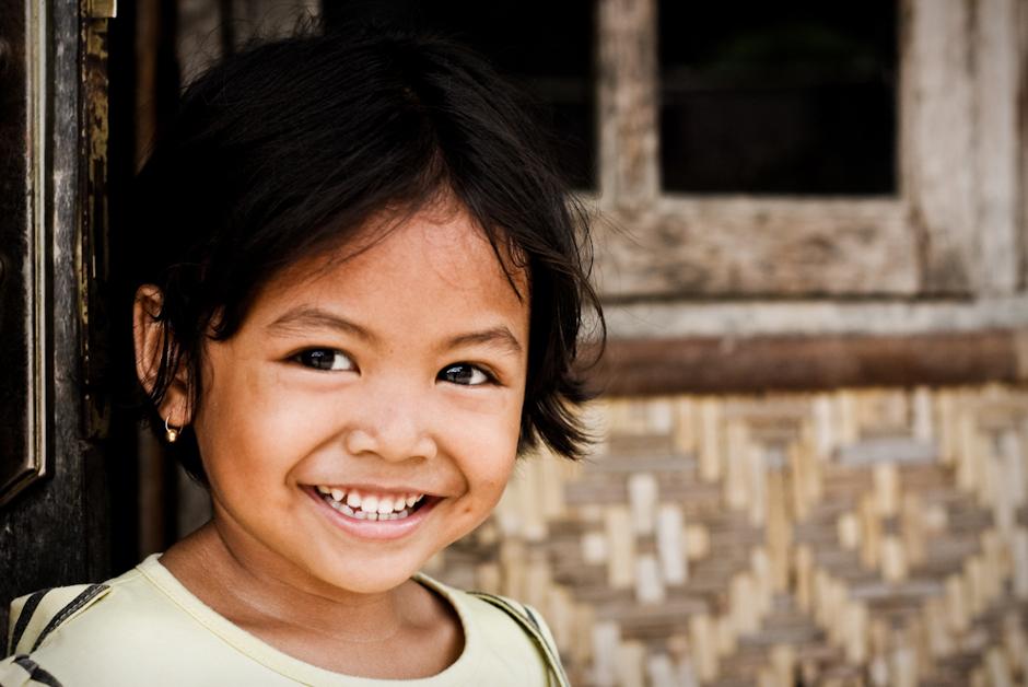 Usmiechnięta dziewczynka - Smiley Planet