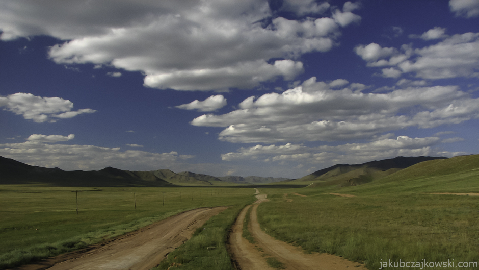 Mongolskie bezdroża
