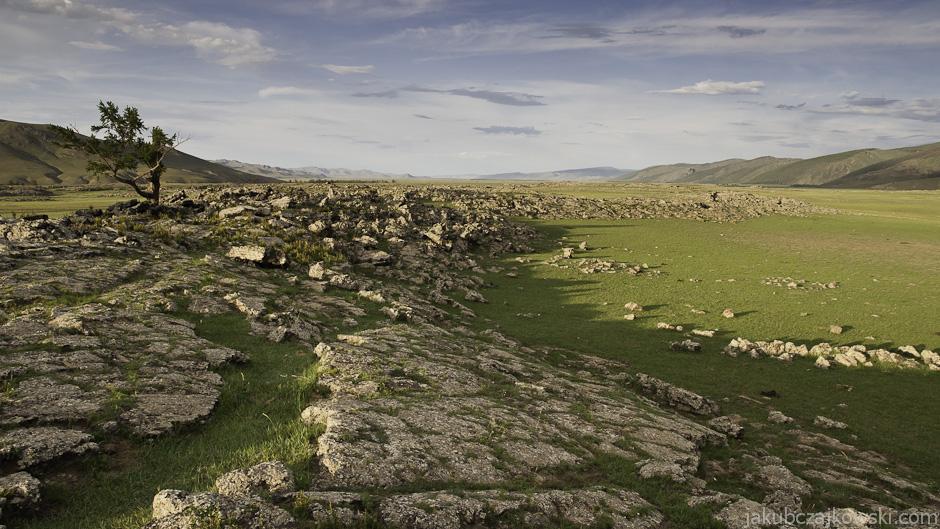 Dolina Orkhon