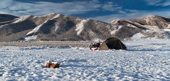 nocleg w Tybecie