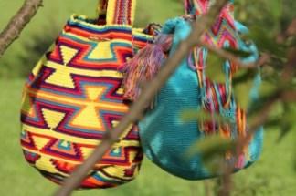 kolumbijskie torby