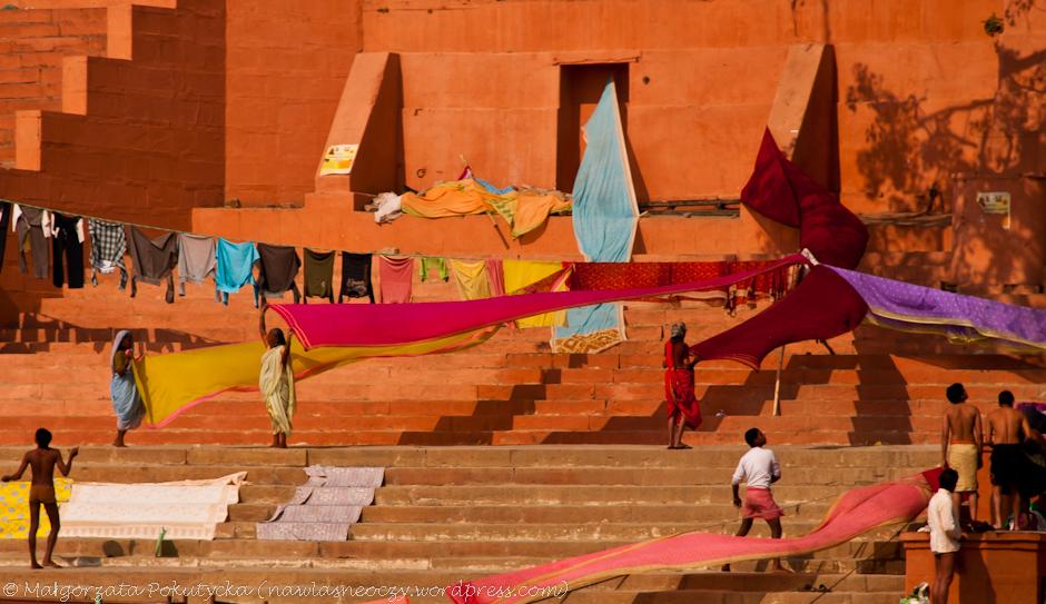 Kolorowe Indie, Waranasi