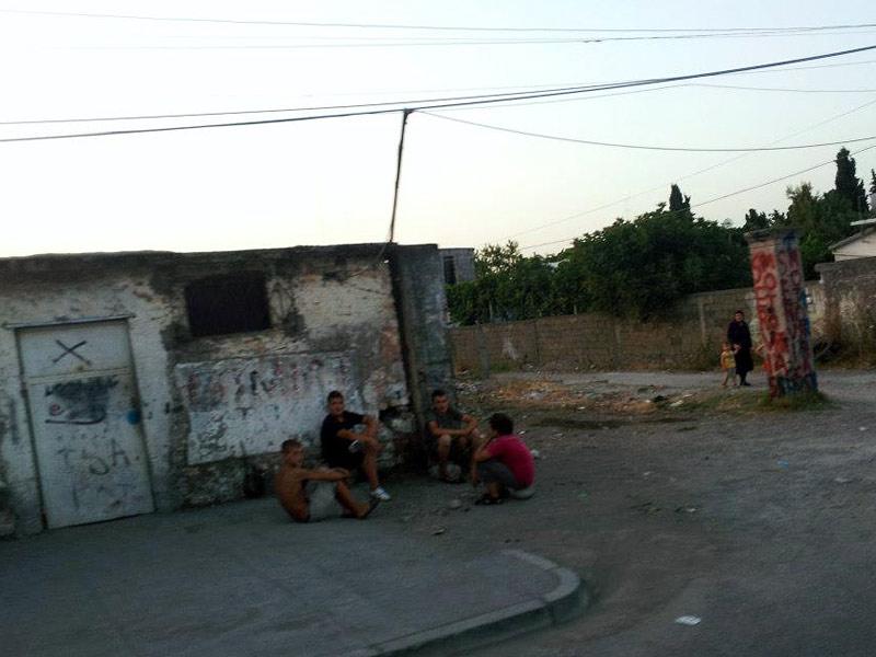 Albańska młodzież