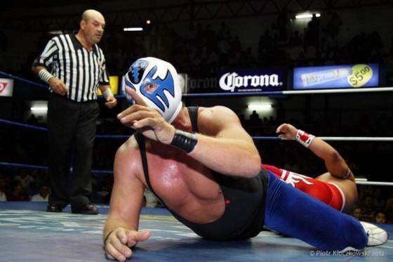 Wrestling w Meksyku