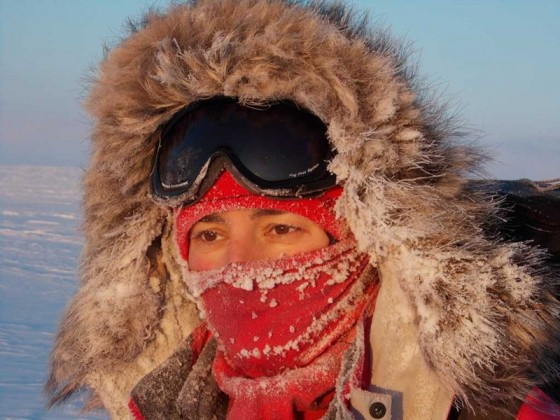 Kobiety na Arktyce