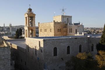 Noże Narodzenie w Jerozolimie