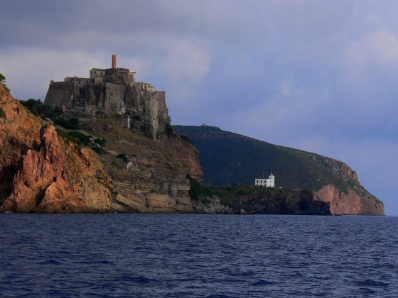 Wyspy Toskańskie - Capraia
