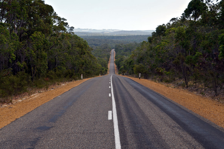 Podróż samochodem przez Australię
