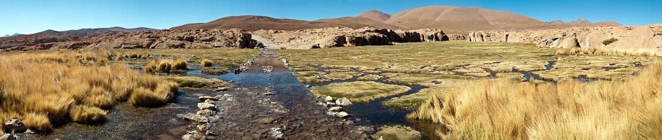 Malownicza droga przez Boliwię