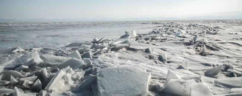 Zamarznięty Bajkał