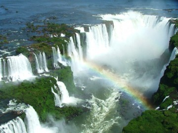 Wodospady Iguasu
