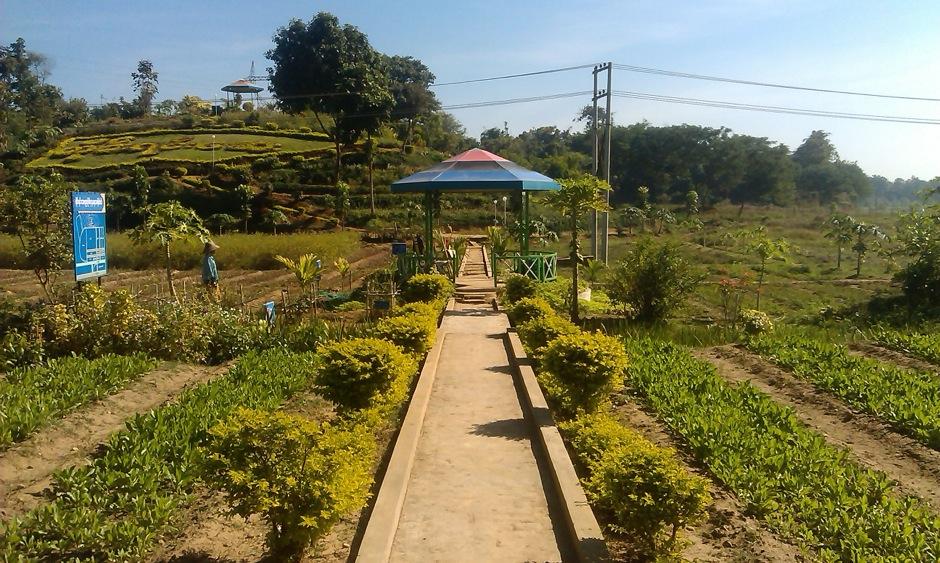 National Herbal Garden
