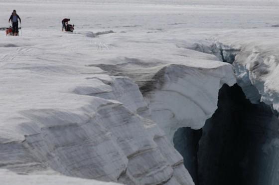 Islandzki lodowiec