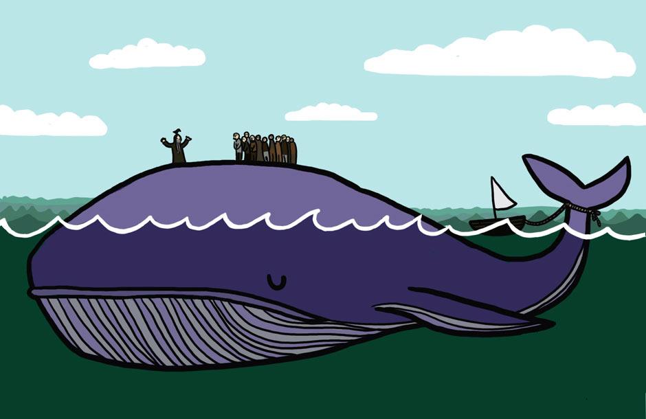 Msza na wielorybie